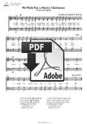 Englische Weihnachtslieder.Englische Weihnachtslieder Als Download In Digitaler Form Als Pdf