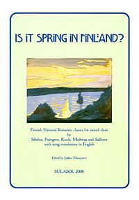 Is it spring in Finland?